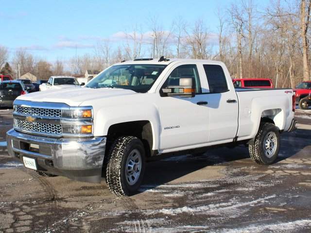 2019 Silverado 2500 Double Cab 4x4,  Pickup #19C105T - photo 3
