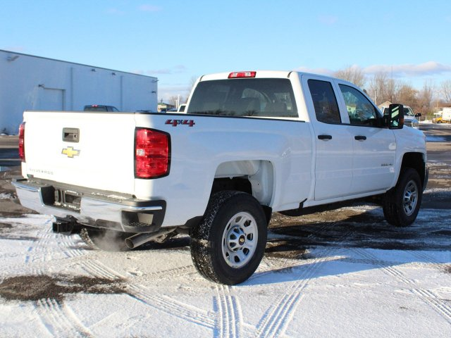 2019 Silverado 2500 Double Cab 4x4,  Pickup #19C105T - photo 2