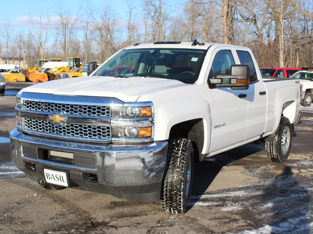 2019 Silverado 2500 Double Cab 4x4,  Pickup #19C105T - photo 9