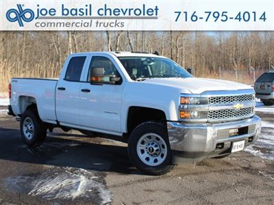2019 Silverado 2500 Double Cab 4x4,  Pickup #19C105T - photo 1