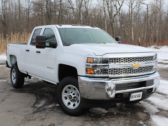 2019 Silverado 2500 Double Cab 4x4,  Pickup #19C106T - photo 10