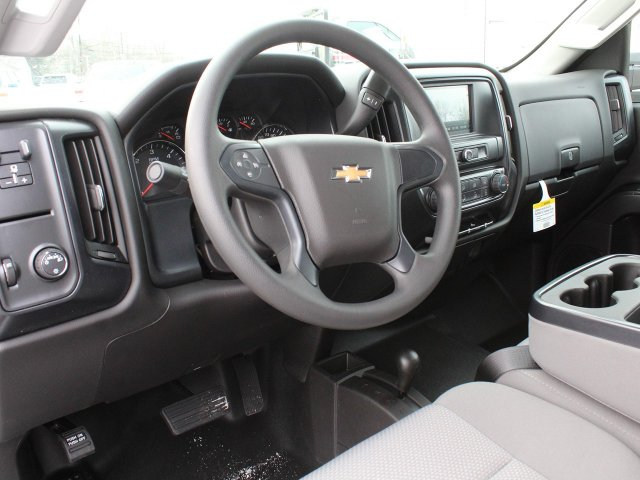 2019 Silverado 2500 Double Cab 4x4,  Pickup #19C106T - photo 19