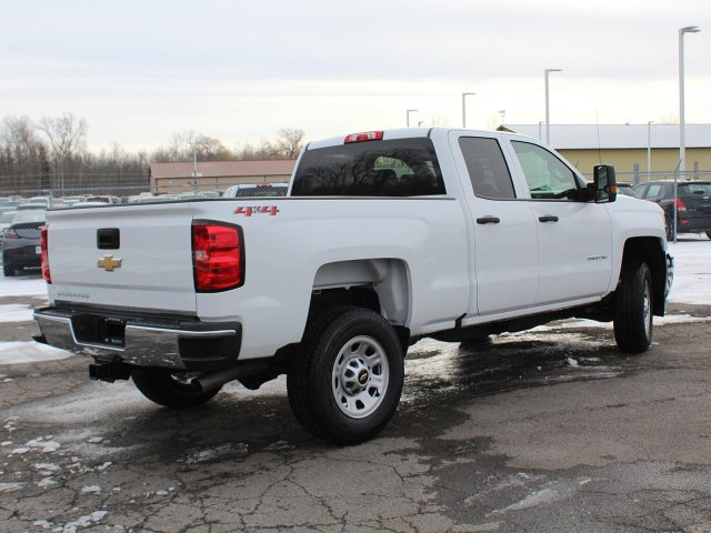 2019 Silverado 2500 Double Cab 4x4,  Pickup #19C106T - photo 2