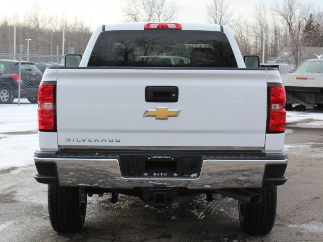 2019 Silverado 2500 Double Cab 4x4,  Pickup #19C106T - photo 6