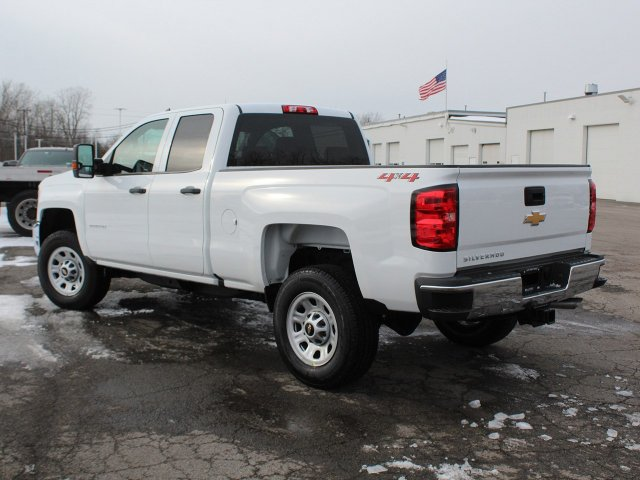 2019 Silverado 2500 Double Cab 4x4,  Pickup #19C106T - photo 8