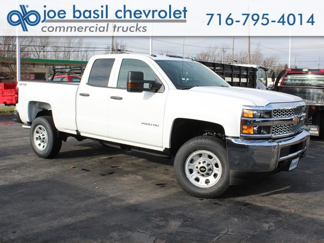 2019 Silverado 2500 Double Cab 4x4,  Pickup #19C107T - photo 1