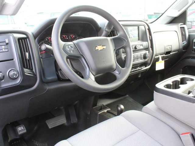 2019 Silverado 2500 Double Cab 4x4,  Pickup #19C107T - photo 21
