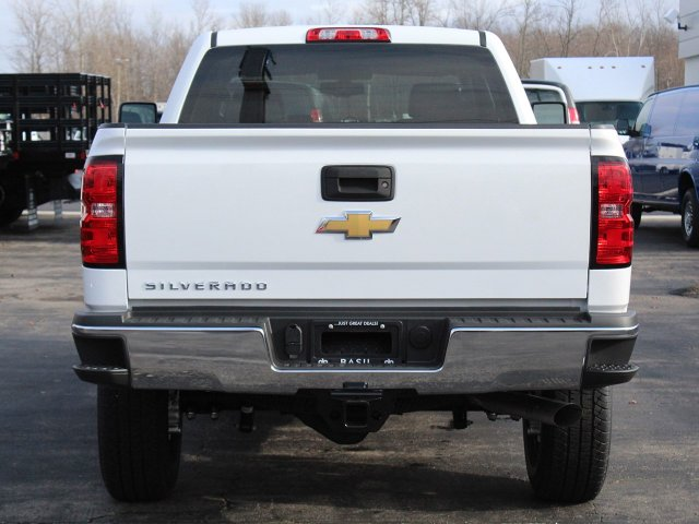 2019 Silverado 2500 Double Cab 4x4,  Pickup #19C107T - photo 6