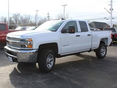 2019 Silverado 2500 Double Cab 4x4,  Pickup #19C107T - photo 3