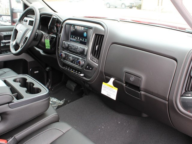 2019 Silverado 2500 Crew Cab 4x4,  Pickup #19C111T - photo 33