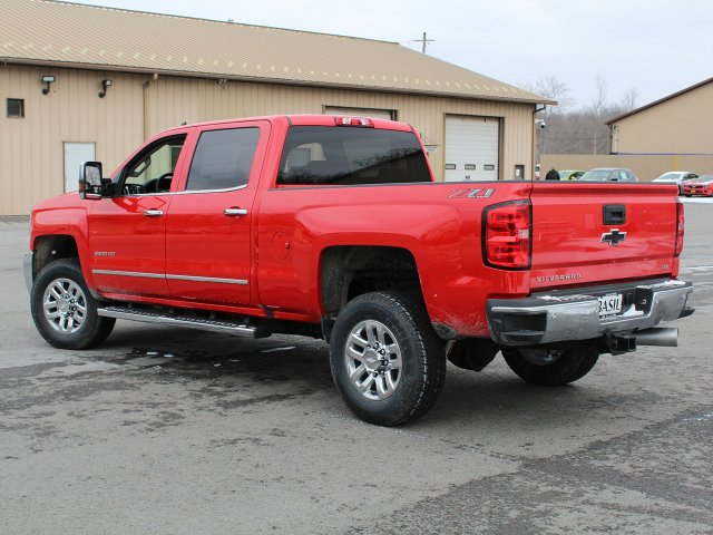 2019 Silverado 2500 Crew Cab 4x4,  Pickup #19C111T - photo 8
