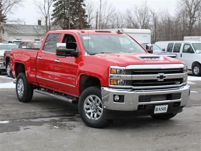 2019 Silverado 2500 Crew Cab 4x4,  Pickup #19C111T - photo 10