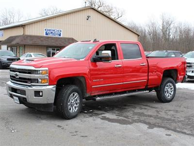 2019 Silverado 2500 Crew Cab 4x4,  Pickup #19C111T - photo 3