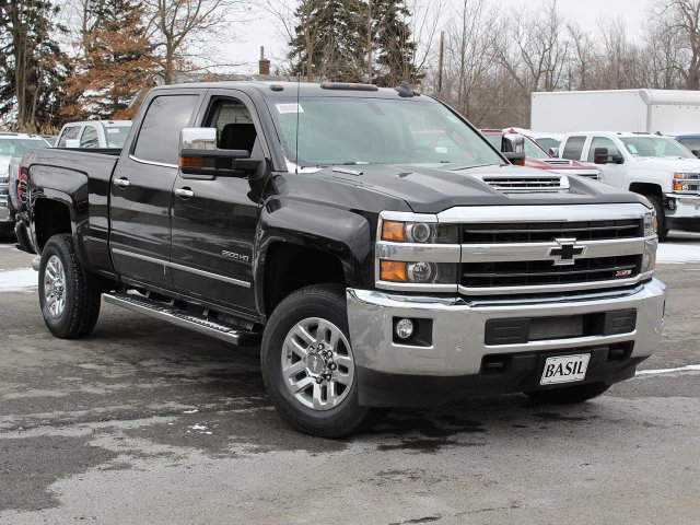 2019 Silverado 2500 Crew Cab 4x4,  Pickup #19C112T - photo 10