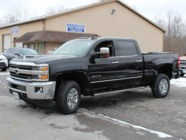 2019 Silverado 2500 Crew Cab 4x4,  Pickup #19C112T - photo 3