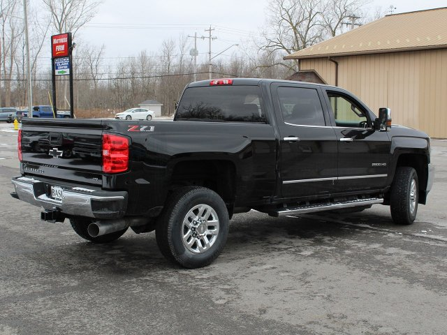 2019 Silverado 2500 Crew Cab 4x4,  Pickup #19C112T - photo 2