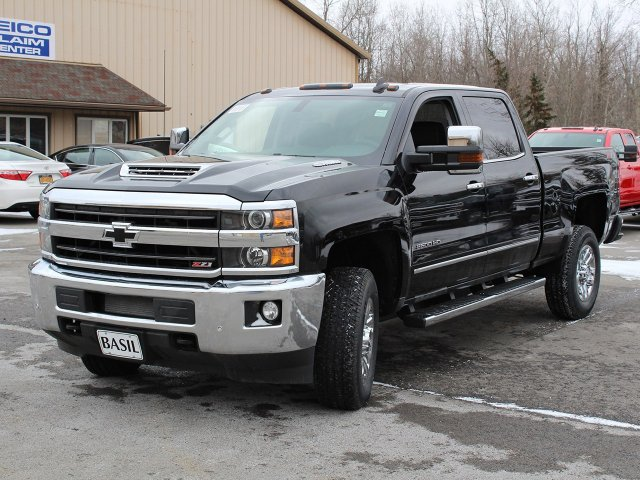 2019 Silverado 2500 Crew Cab 4x4,  Pickup #19C112T - photo 9