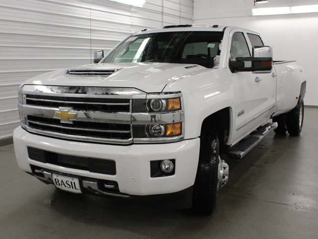 2019 Silverado 3500 Crew Cab 4x4,  Pickup #19C117T - photo 10
