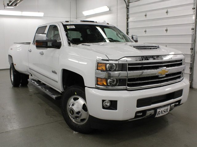 2019 Silverado 3500 Crew Cab 4x4,  Pickup #19C117T - photo 12