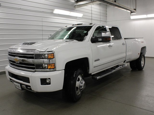 2019 Silverado 3500 Crew Cab 4x4,  Pickup #19C117T - photo 3