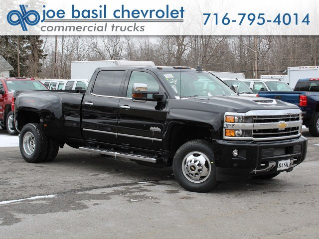 2019 Silverado 3500 Crew Cab 4x4,  Pickup #19C118T - photo 1