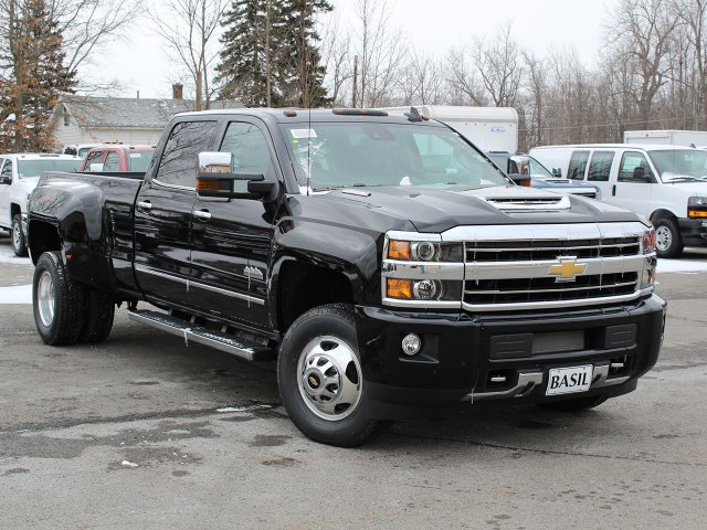 2019 Silverado 3500 Crew Cab 4x4,  Pickup #19C118T - photo 10