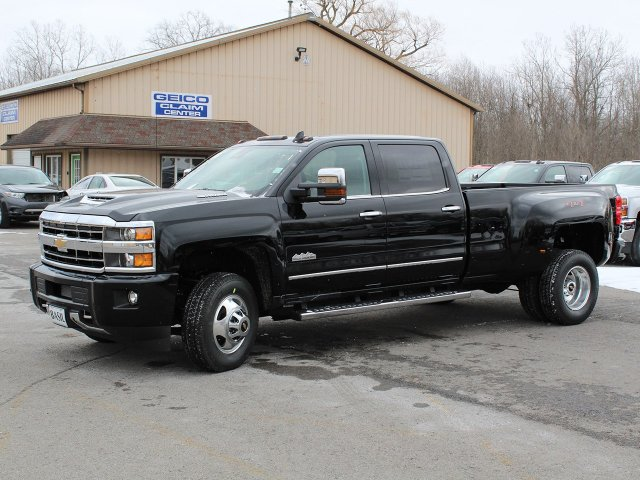2019 Silverado 3500 Crew Cab 4x4,  Pickup #19C118T - photo 3