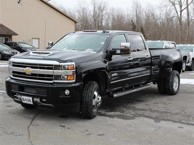 2019 Silverado 3500 Crew Cab 4x4,  Pickup #19C118T - photo 9