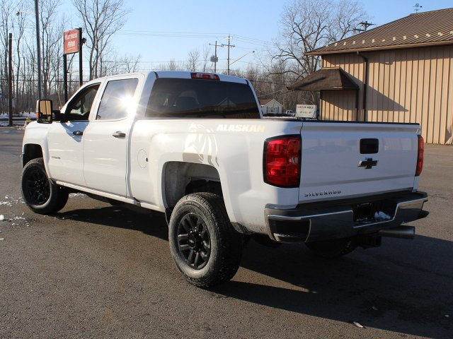 2019 Silverado 3500 Crew Cab 4x4,  Pickup #19C122T - photo 12