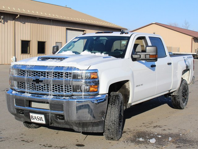 2019 Silverado 3500 Crew Cab 4x4,  Pickup #19C122T - photo 5