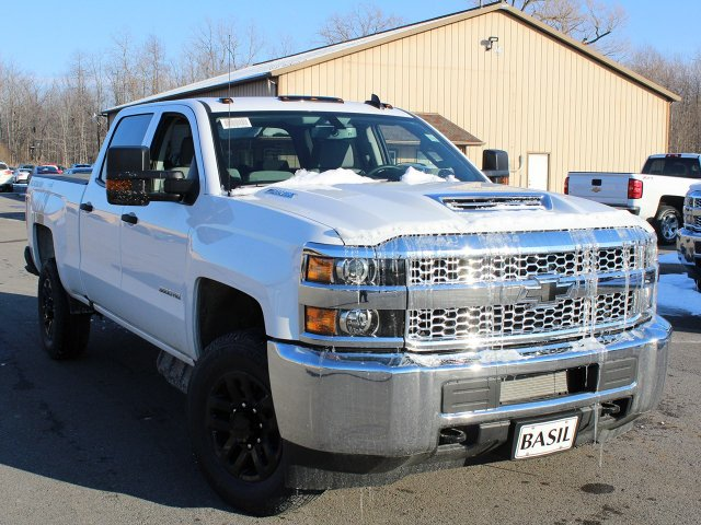 2019 Silverado 3500 Crew Cab 4x4,  Pickup #19C122T - photo 7