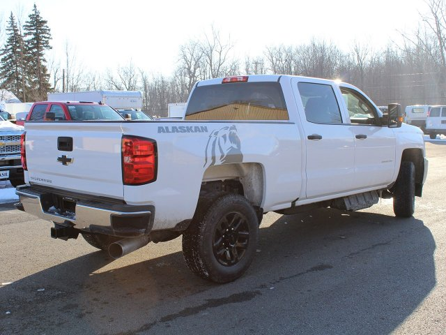 2019 Silverado 3500 Crew Cab 4x4,  Pickup #19C122T - photo 2