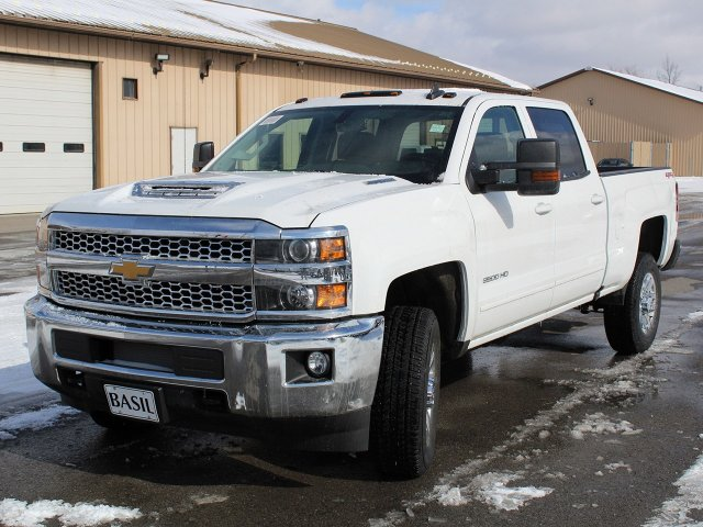 2019 Silverado 2500 Crew Cab 4x4,  Pickup #19C125T - photo 10