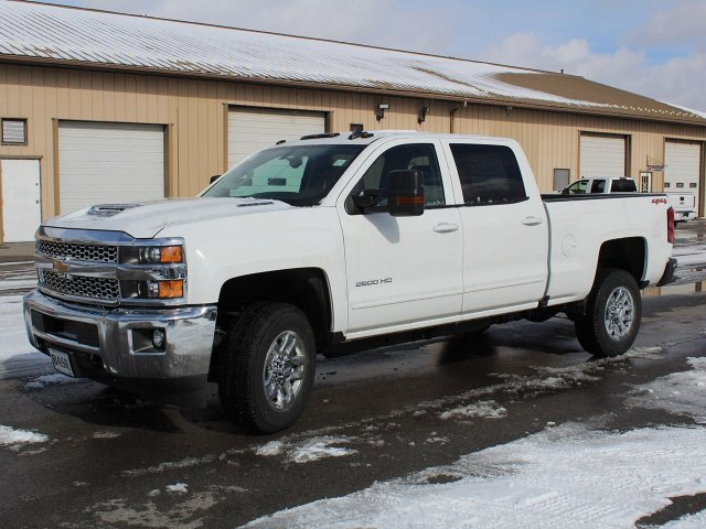 2019 Silverado 2500 Crew Cab 4x4,  Pickup #19C125T - photo 3