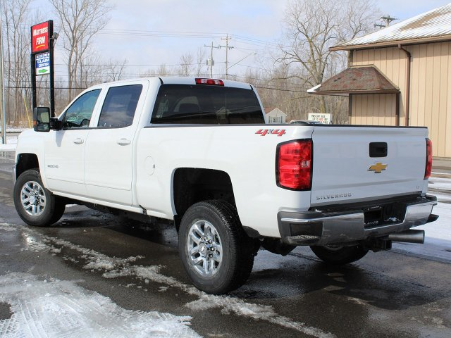 2019 Silverado 2500 Crew Cab 4x4,  Pickup #19C125T - photo 9