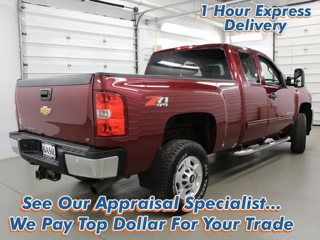 2013 Silverado 2500 Double Cab 4x4,  Pickup #19C125TU - photo 1