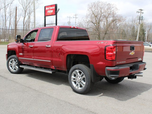 2019 Silverado 2500 Crew Cab 4x4,  Pickup #19C126T - photo 13