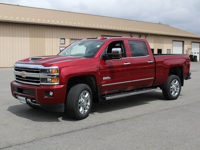 2019 Silverado 2500 Crew Cab 4x4,  Pickup #19C126T - photo 3