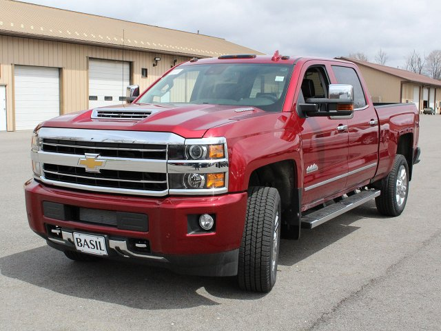 2019 Silverado 2500 Crew Cab 4x4,  Pickup #19C126T - photo 5