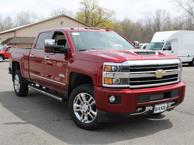 2019 Silverado 2500 Crew Cab 4x4,  Pickup #19C126T - photo 7