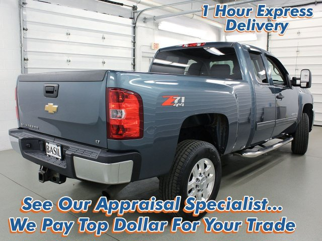 2013 Silverado 2500 Double Cab 4x4,  Pickup #19C126TU - photo 1