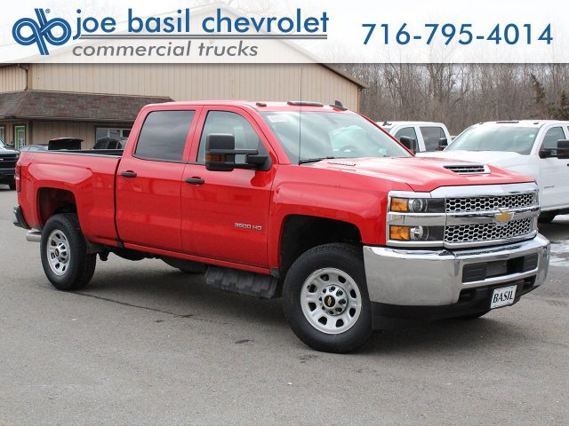 2019 Silverado 3500 Crew Cab 4x4,  Pickup #19C127T - photo 1
