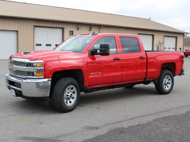 2019 Silverado 3500 Crew Cab 4x4,  Pickup #19C127T - photo 3