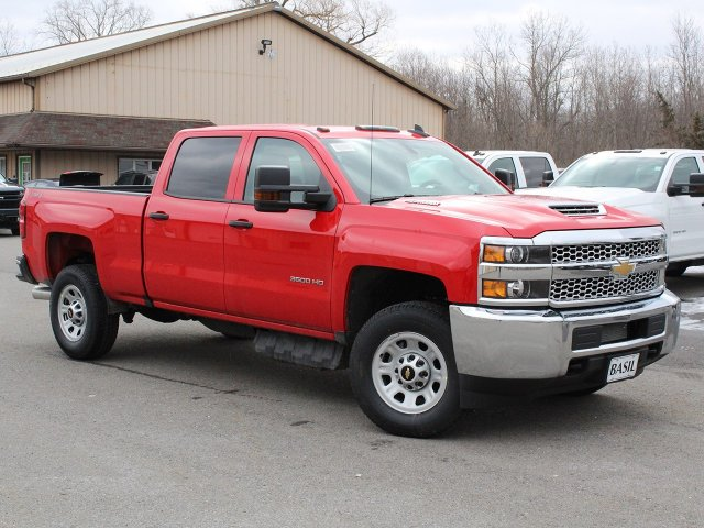 2019 Silverado 3500 Crew Cab 4x4,  Pickup #19C127T - photo 29