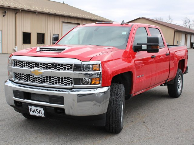 2019 Silverado 3500 Crew Cab 4x4,  Pickup #19C127T - photo 5