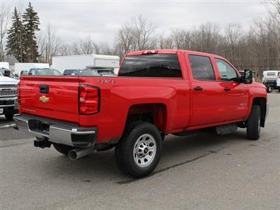 2019 Silverado 3500 Crew Cab 4x4,  Pickup #19C127T - photo 2