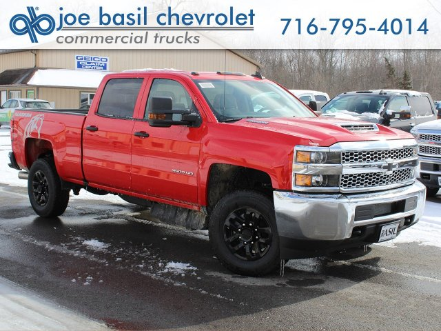 2019 Silverado 3500 Crew Cab 4x4,  Pickup #19C128T - photo 1