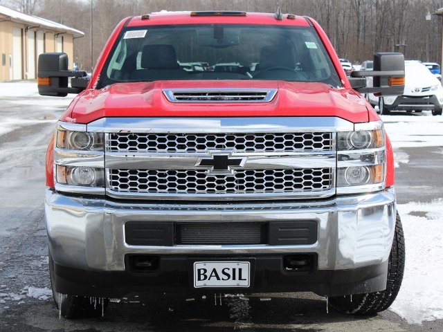2019 Silverado 3500 Crew Cab 4x4,  Pickup #19C128T - photo 5
