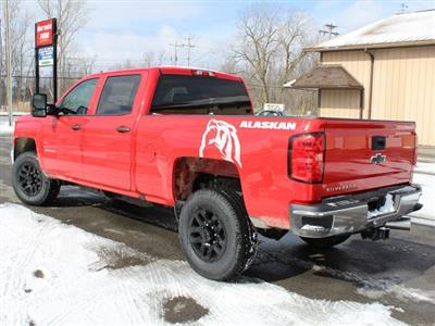2019 Silverado 3500 Crew Cab 4x4,  Pickup #19C128T - photo 14