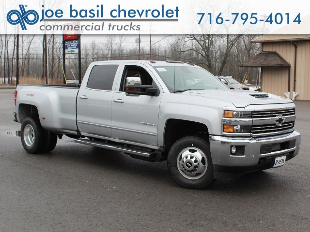 2019 Silverado 3500 Crew Cab 4x4,  Pickup #19C129T - photo 1